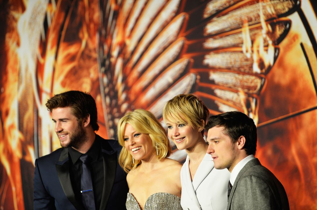 Hunger-Games-Catching-Fire-Deutschland-Premiere-27-AFP - Bildquelle: AFP