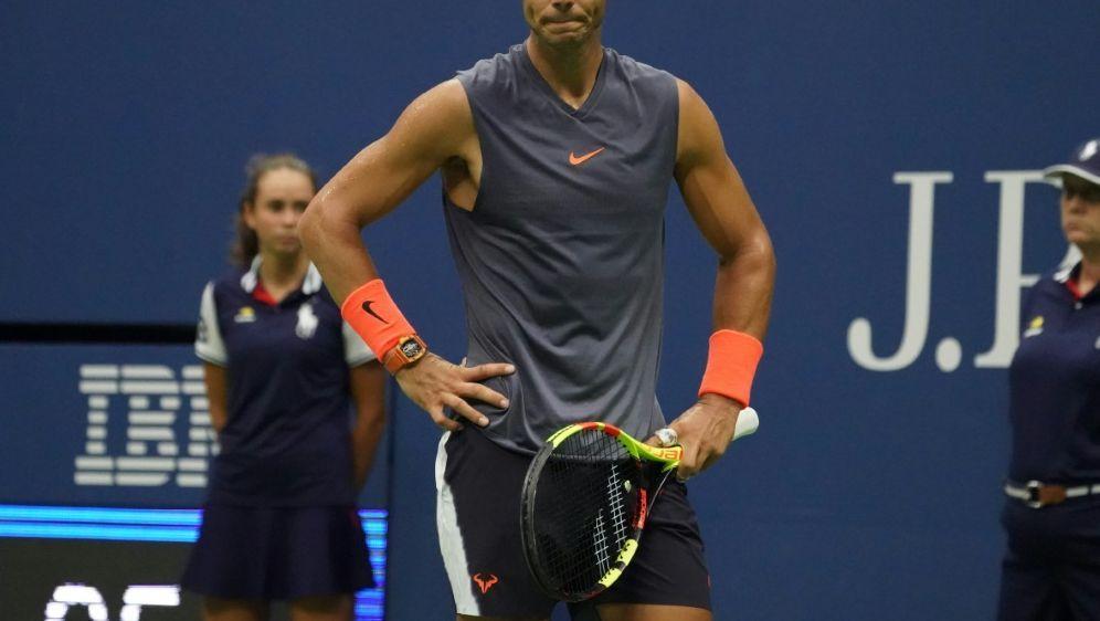 Rafael Nadal verpasst den Davis Cup verletzungsbedingt - Bildquelle: AFPSIDTIMOTHY A. CLARY