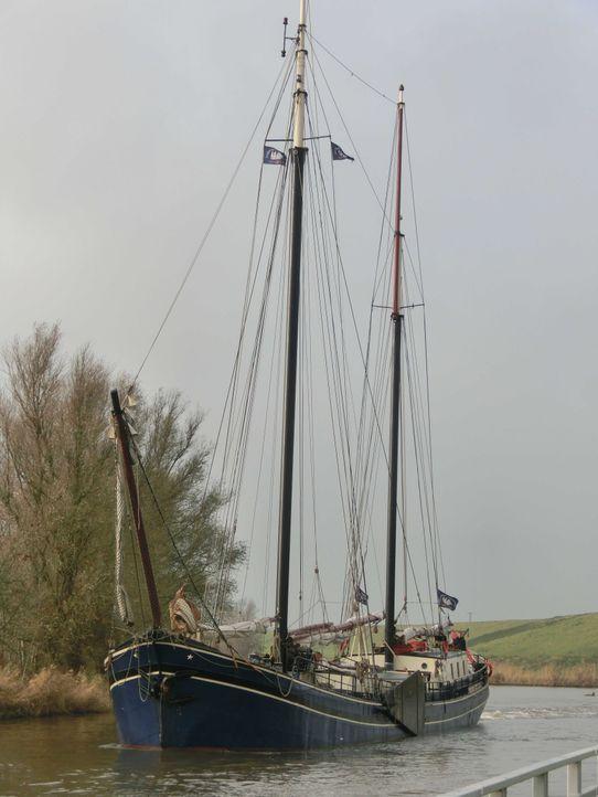 historisches Schiff