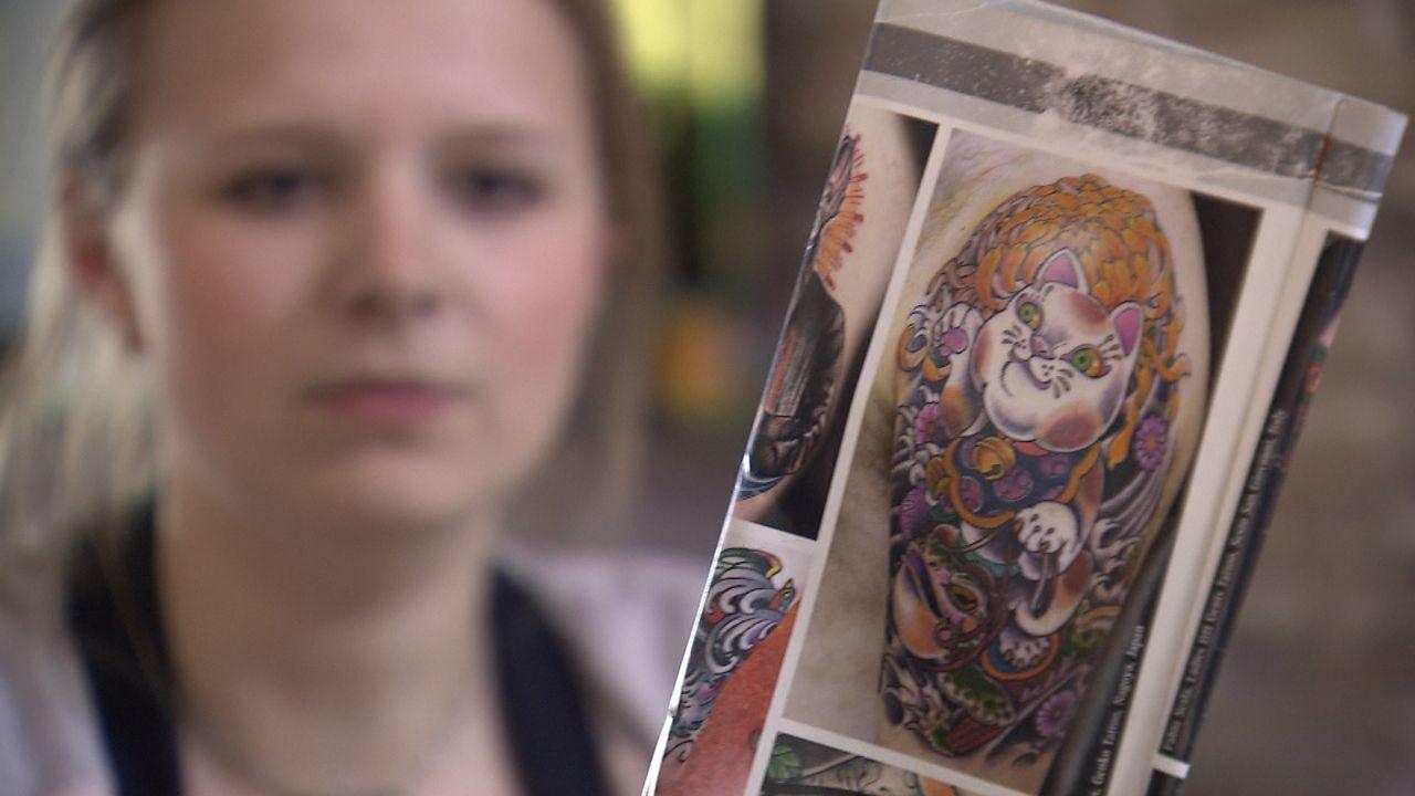 Schutzengel-mit-Tattoos26 - Bildquelle: SAT.1