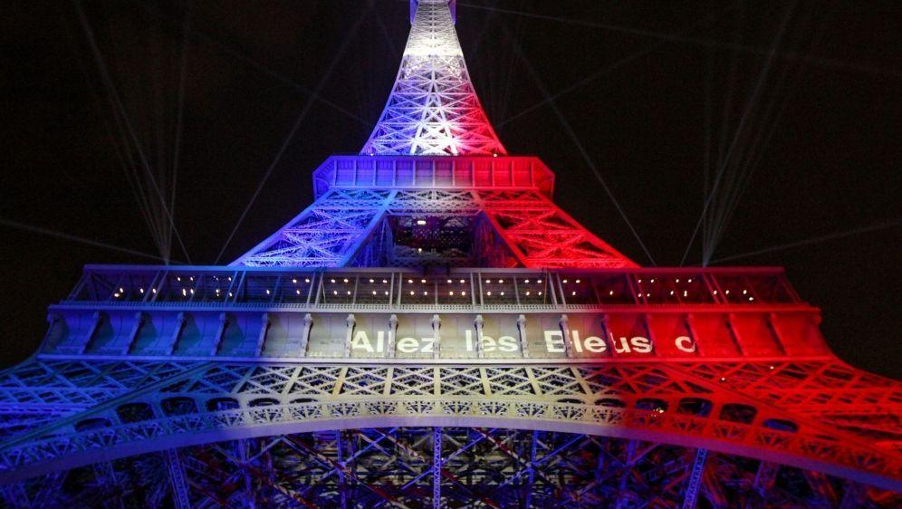 Der Eiffelturm bleibt wegen des WM-Finals geschlossen - Bildquelle: PIXATHLONPIXATHLONSID