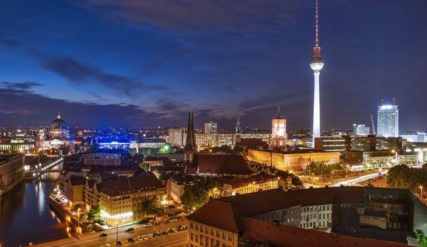 Alexanderplatz - Bildquelle: dpa