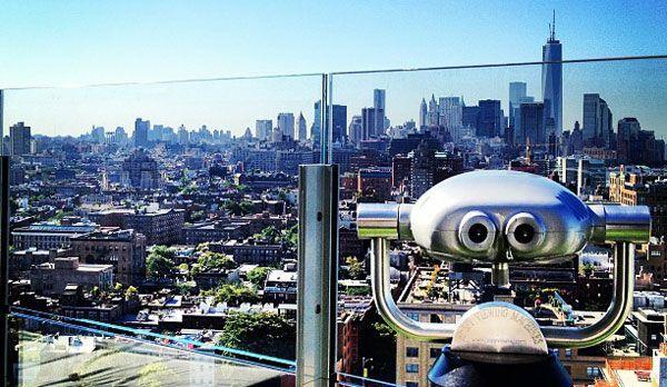 New York Sightseeing: Diese Orte müssen Sie gesehen haben - Bildquelle: Facebook/The Standard, High Line
