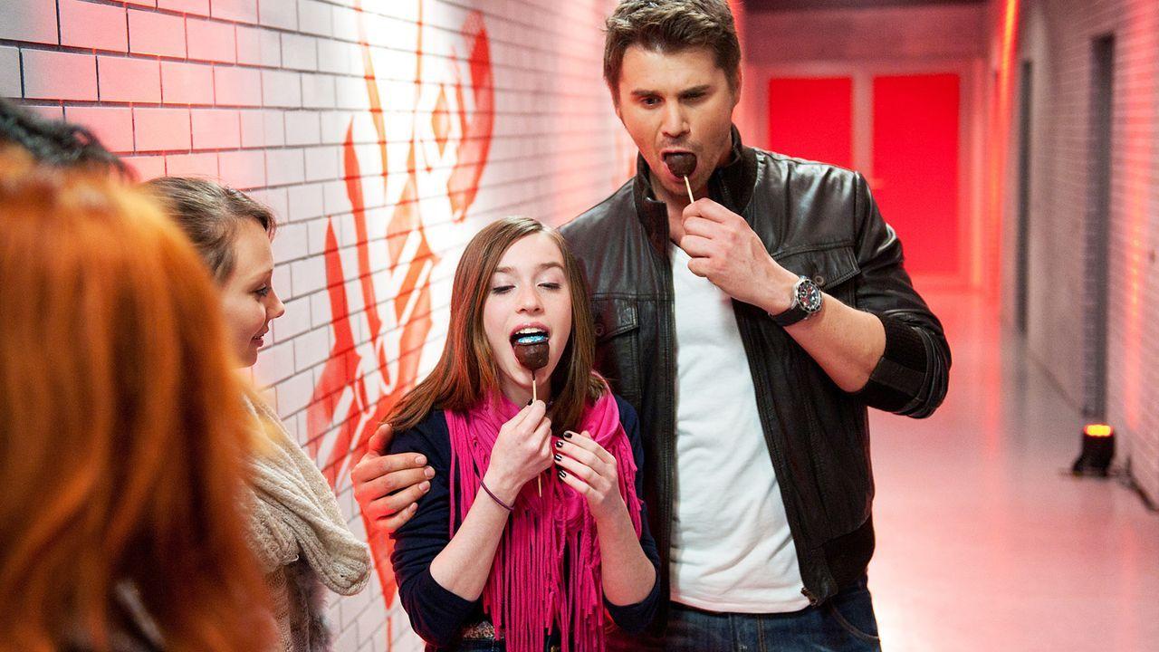 The-Voice-Kids-Nachher-Alexandra-03-Andre-Kowalski - Bildquelle: SAT.1/Andre Kowalski