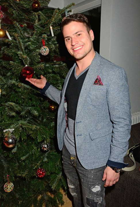 Star-Press-Xmas-Party-Rocco-Stark-141212-AEDT-WENN-com - Bildquelle: AEDT/WENN.com