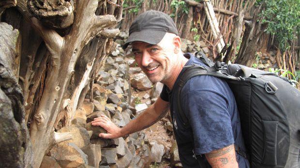 Sucht in Äthiopien nach einer neuen Kaffeesorte: Todd Carmichael ... © 2012,...