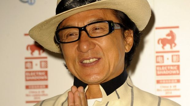 Jackie Chan Ehrenoscar