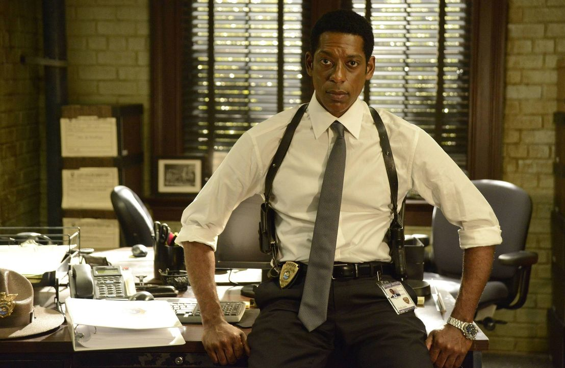 Glaubt nicht an Ichabods Erzählungen: Frank Williams (Orlando Jones) ... - Bildquelle: 2013 Twentieth Century Fox Film Corporation. All rights reserved.