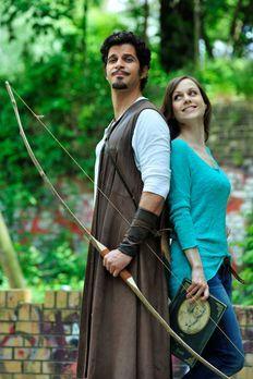 Robin Hood & ich - Befreit von den schmutzigen Klamotten und frisch gewas...
