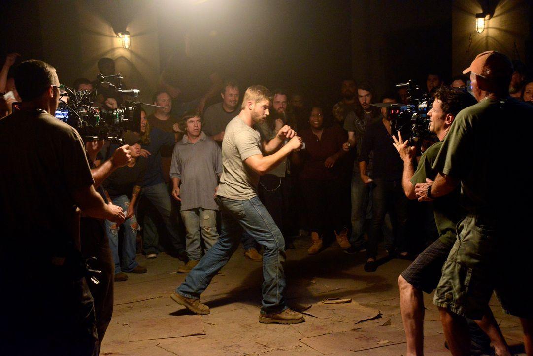 Under The Dome - Behind The Scenes - Bild vom Set der Serie5 - Bildquelle: CBS Television