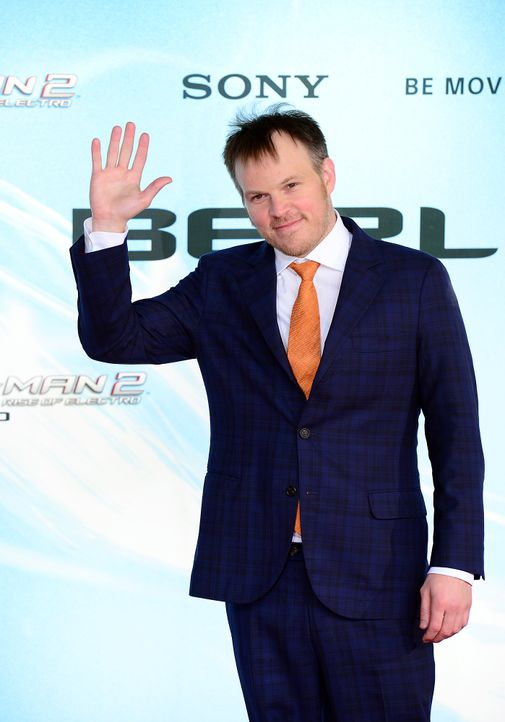 spiderman2-premiere-berlin-Marc-Webb-140415-AFP - Bildquelle: AFP