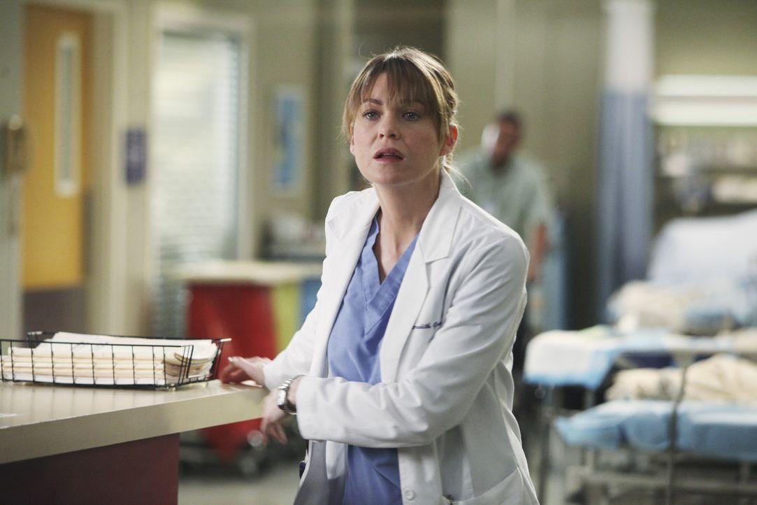 Möchte unbedingt beweisen, dass sie leitende Assistenzärztin sein kann: Meredith (Ellen Pompeo) ... - Bildquelle: ABC Studios