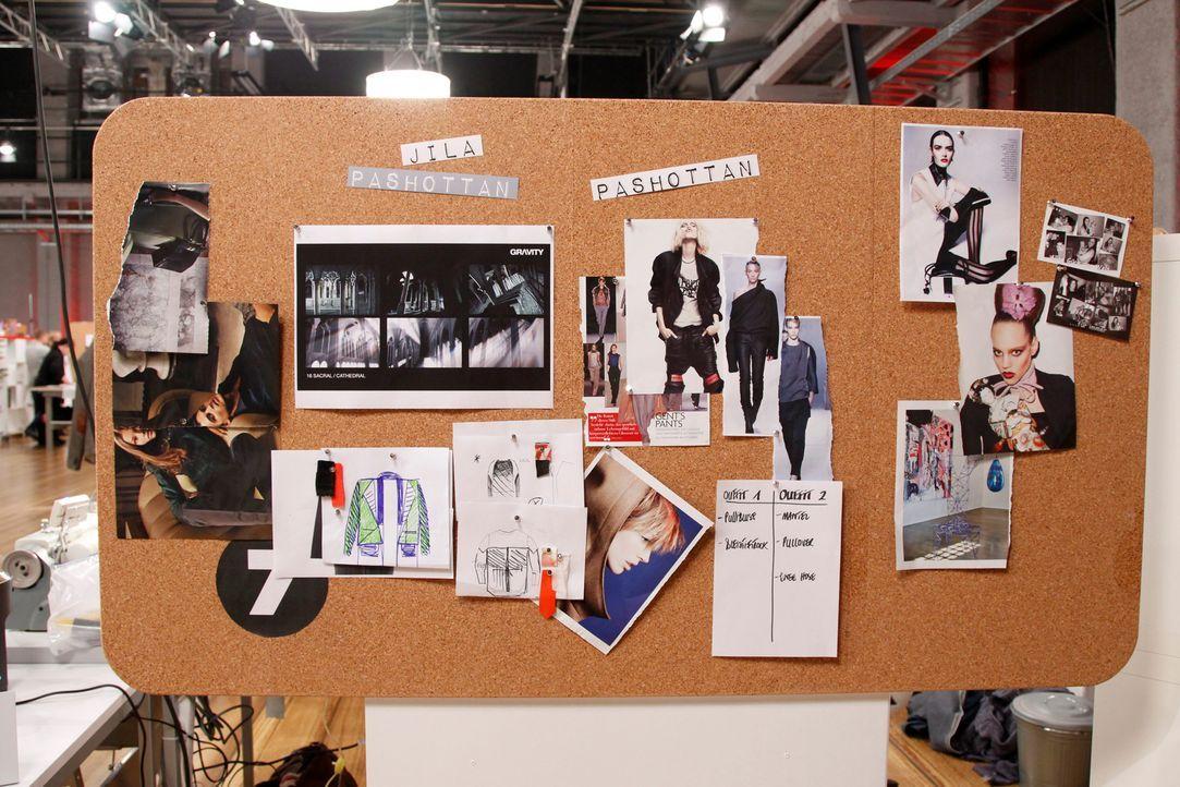 Fashion-Hero-Epi03-Atelier-20-Pro7-Richard-Huebner - Bildquelle: Richard Hübner / Pro 7