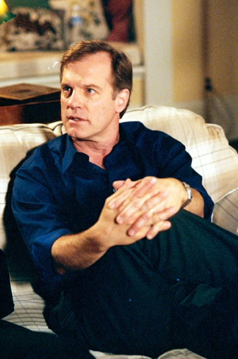 Eric (Beverly Mitchell) fühlt sich von seiner Tochter Mary hintergangen und sieht sich zu einer drastischen Erziehungsmaßnahme gezwungen ... - Bildquelle: The WB Television Network