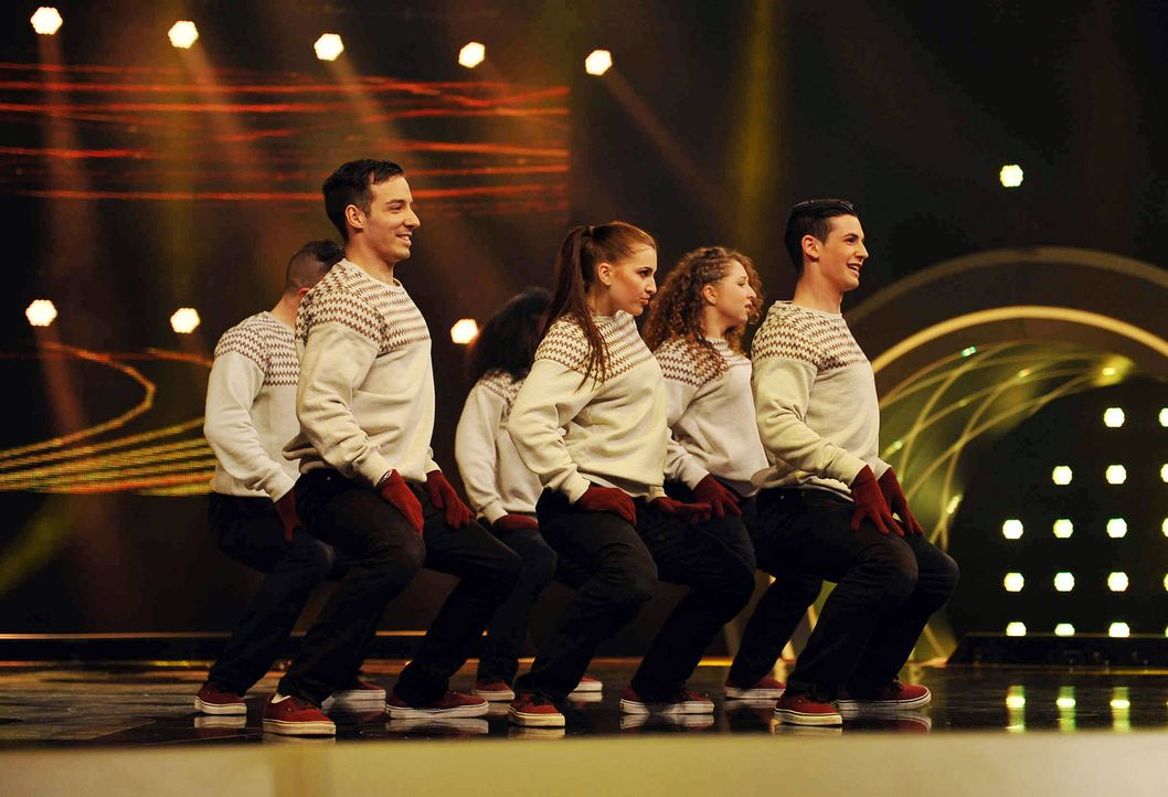 Got-To-Dance-Own-Risk-03-SAT1-ProSieben-Willi-Weber - Bildquelle: SAT.1/ProSieben/Willi Weber