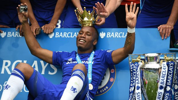 Didier Drogba - Bildquelle: 2015 Getty Images