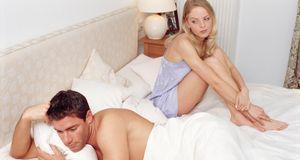 Flaute im Bett macht beide Partner unglücklich.