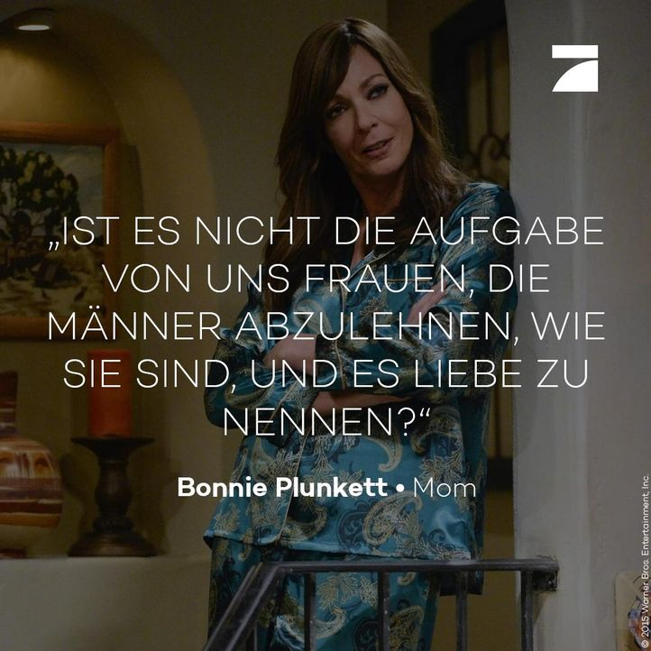Bonnie - Staffel 3 Episode 16 - Bildquelle: 2016 Warner Bros. Entertainment, Inc.