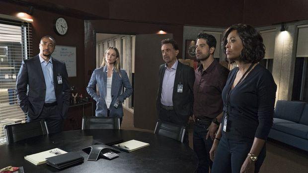 Criminal Minds - Criminal Minds - Staffel 12 Episode 22: Cats Spiel