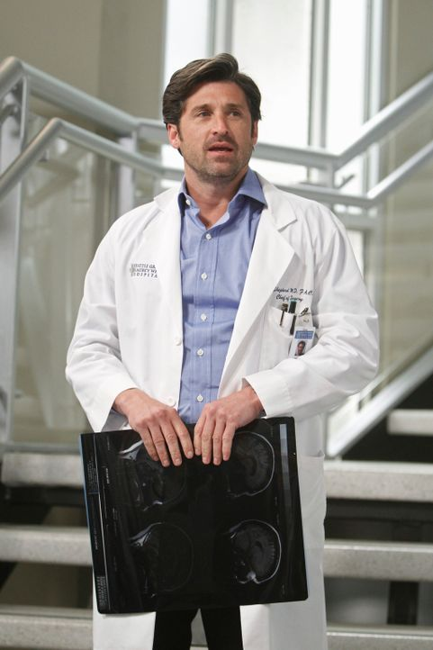 Trifft eine spontane Entscheidung: Derek (Patrick Dempsey) ... - Bildquelle: ABC Studios