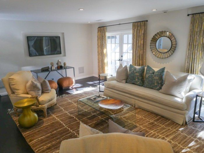 Leighton Meester: Das Wohnzimmer - Bildquelle: Sotheby's International Realty