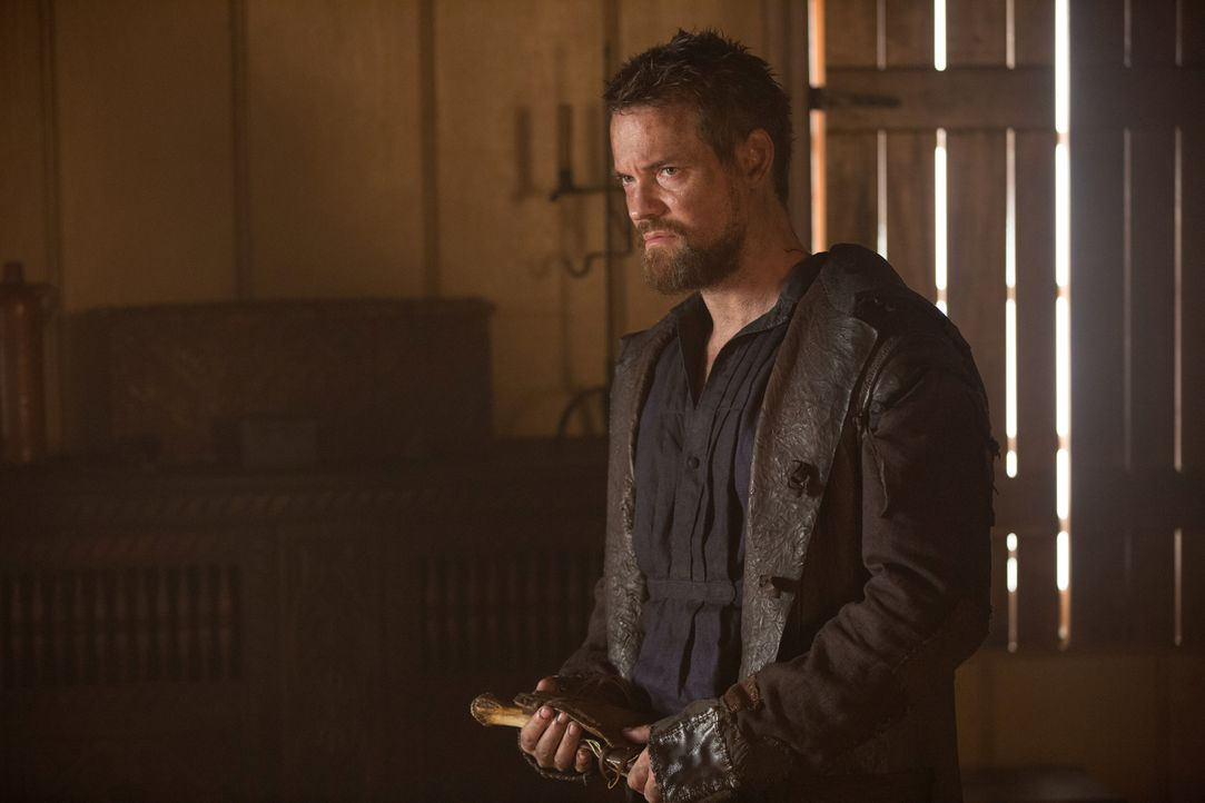 Um seinen Sohn zu retten, begibt sich John (Shane West) in große Gefahr, nicht ahnend, wie dunkel und mächtig diese Gefahr wirklich ist ... - Bildquelle: 2015 Fox and its related entities. All rights reserved.