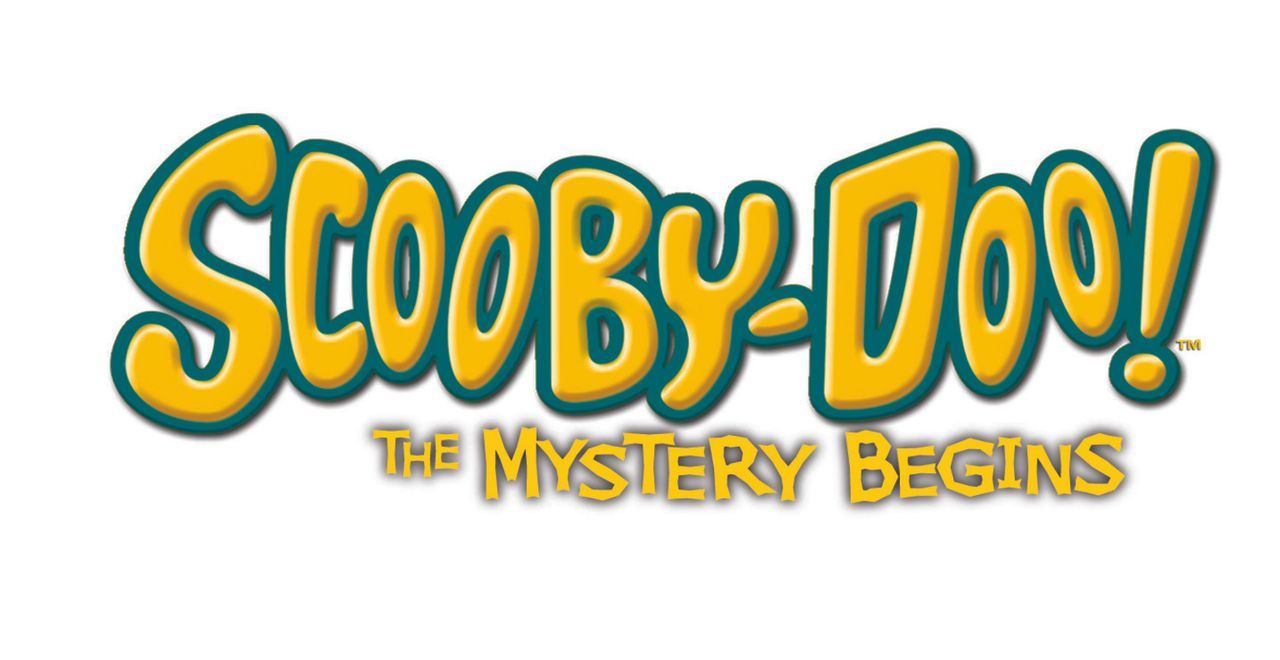 SCOOBY-DOO! THE MYSTERY BEGINS - Logo - Bildquelle: 2009   Warner Brothers