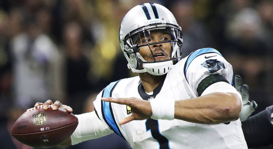 Cam Newton (Carolina Panthers) - Bildquelle: imago/ZUMA Press