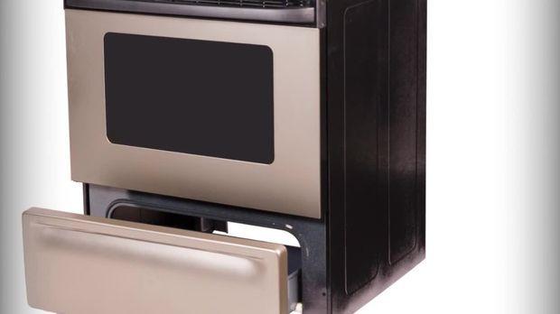 wozu die ofen schublade tats chlich da ist. Black Bedroom Furniture Sets. Home Design Ideas