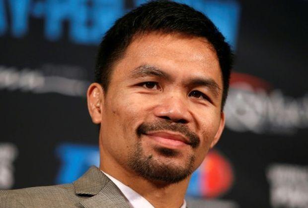 Manny Pacquiao will wieder in den Boxring zurückkehren