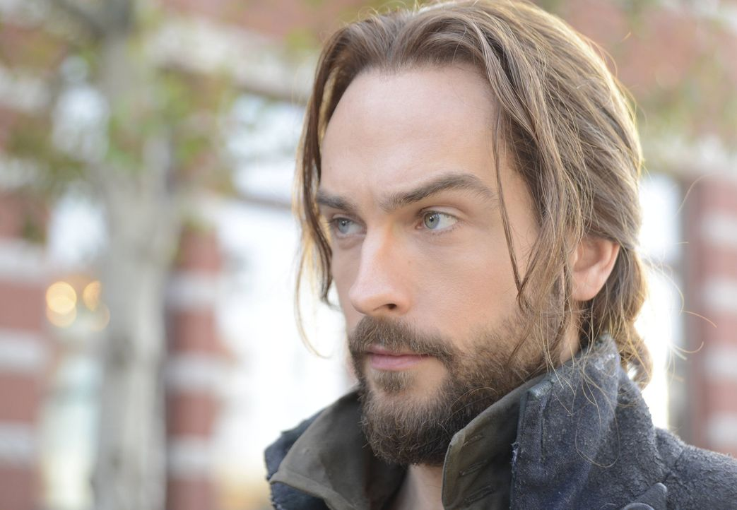 Der Kampf gegen das Böse geht in die nächste Runde: Ichabod (Tom Mison) ... - Bildquelle: 2014 Twentieth Century Fox Film Corporation. All rights reserved.