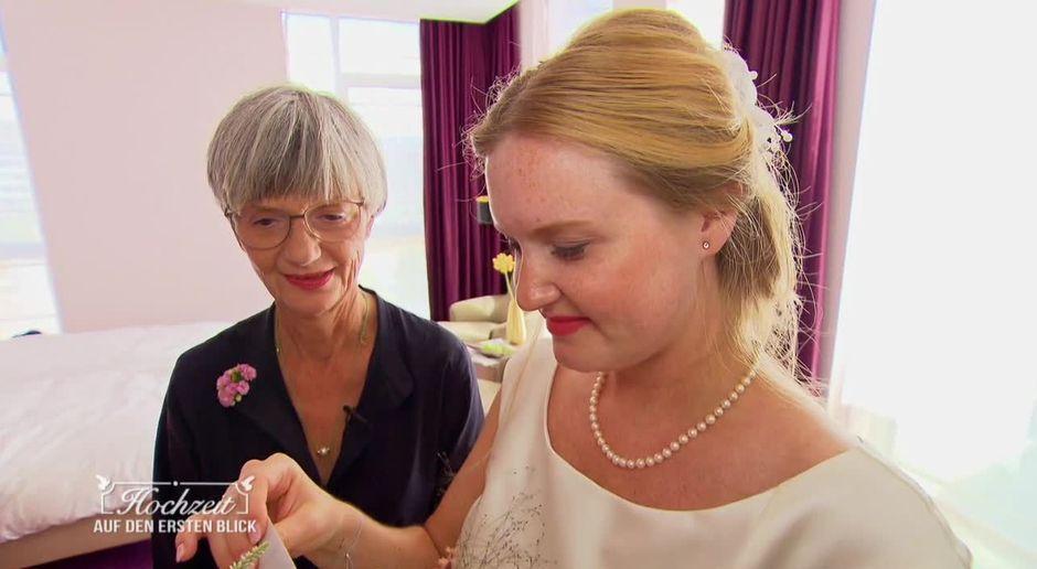 Hochzeit Auf Den Ersten Blick Video Liebesbotschaft An Eine