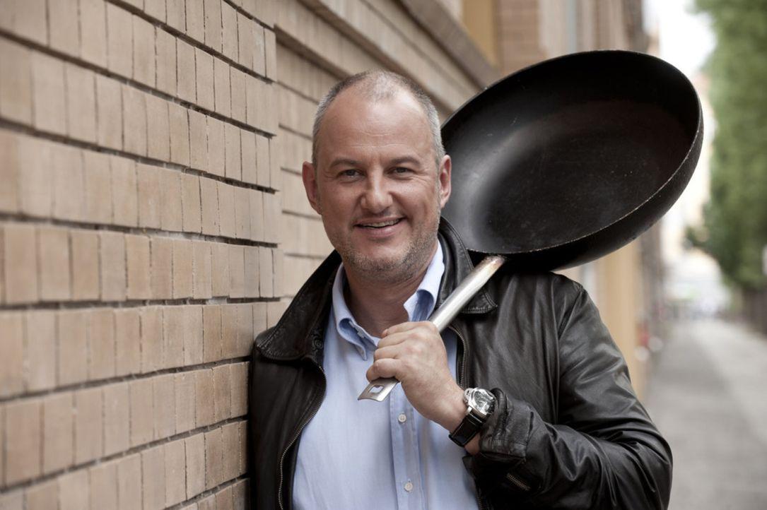 (4. Staffel) - Sternekoch Frank Rosin räumt auf in Deutschlands Restaurants! - Bildquelle: Claudius Pflug kabel eins