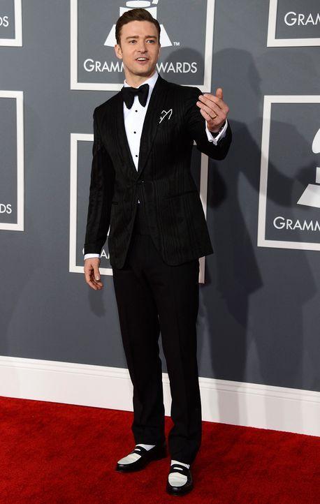 Justin Timberlake - Bildquelle: +++(c) dpa - Bildfunk+++ Verwendung nur in Deutschland