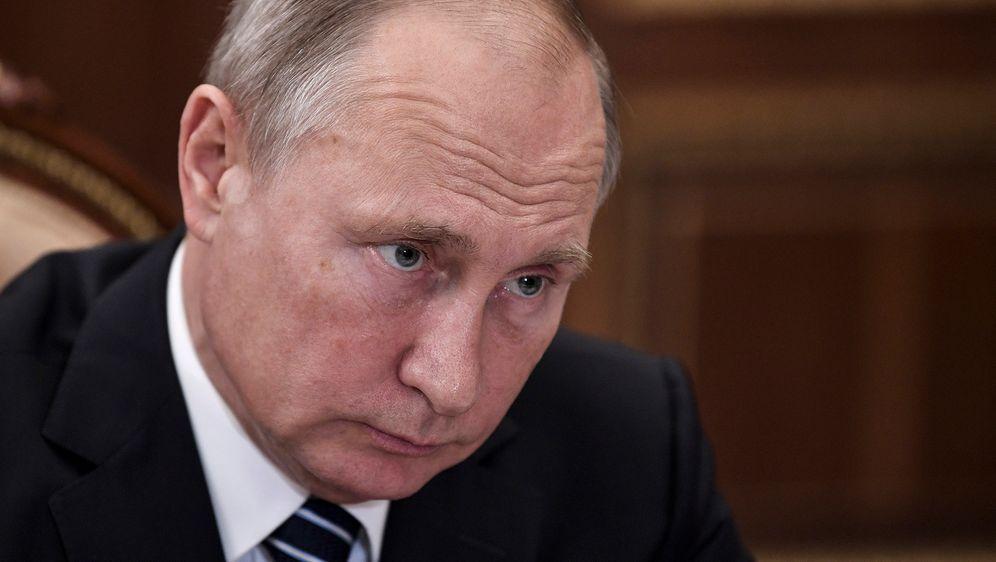 - Bildquelle: (c) Pool Sputnik Kremlin/AP