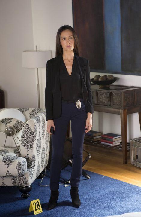 Auf der Suche nach einem Serien-Stalker, der sich die Phobien verschiedener Opfer zunutze macht: Beth (Maggie Q) ... - Bildquelle: Warner Bros. Entertainment, Inc.