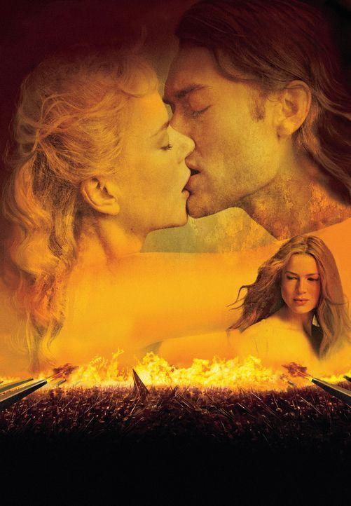 """""""Unterwegs nach Cold Mountain"""" mit (v.l.n.r.) Nicole Kidman, Jude Law und Renée Zellweger. North Carolina, um 1860: Ein einziger Kuss, mehr Zeit ble... - Bildquelle: Phil Bray MIRAMAX Films/Dimension Films. All Rights Reserved."""