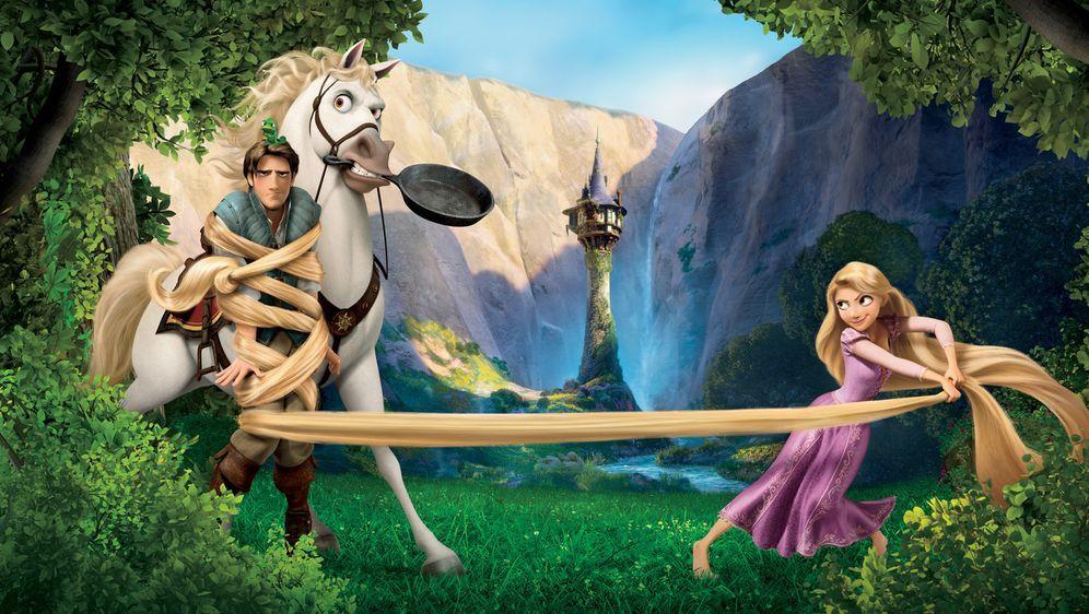 Rapunzel - Neu verföhnt - Bildquelle: Disney.  All rights reserved
