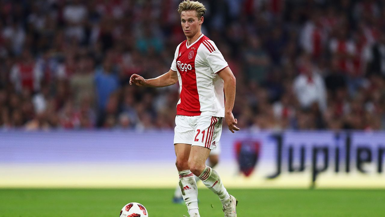 Frenkie de Jong - Bildquelle: 2018 Getty Images