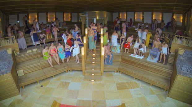 Die größte Sauna der Welt
