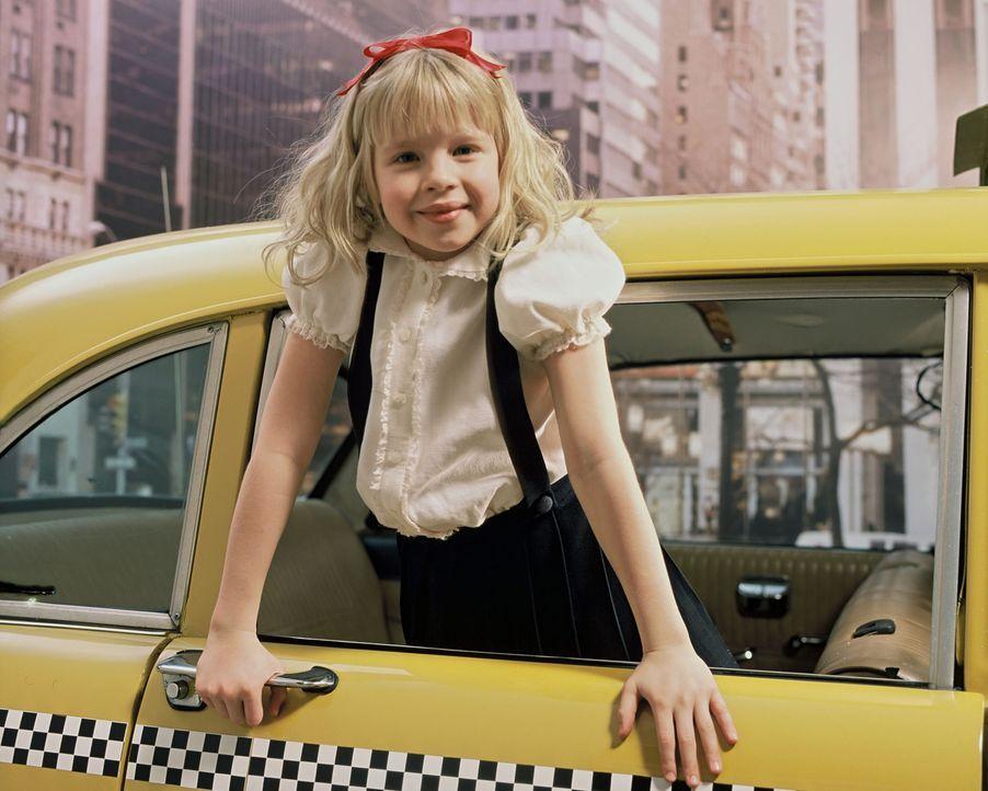 Ein Wirbelwind mit großem Selbstbewusstsein ist der Schrecken des Plaza-Hotels in New York: Eloise (Sofia Vassilieva) ... - Bildquelle: American Broadcasting Company (ABC)