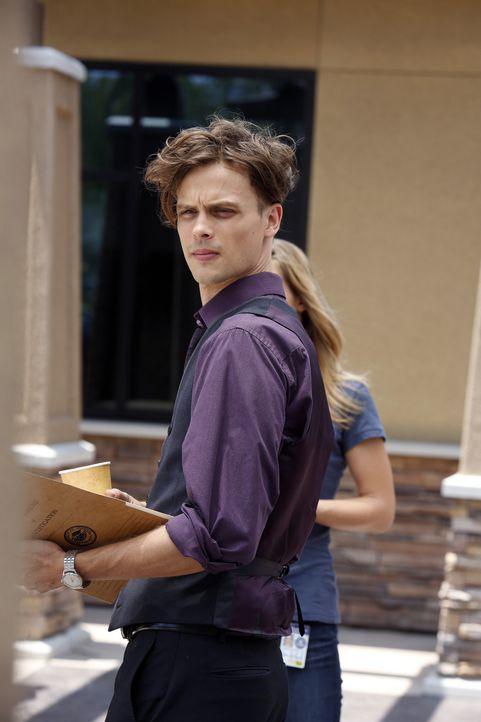 Ein neuer Fall wartet auf Reid (Matthew Gray Gubler) und seine Kollegen ... - Bildquelle: ABC Studios