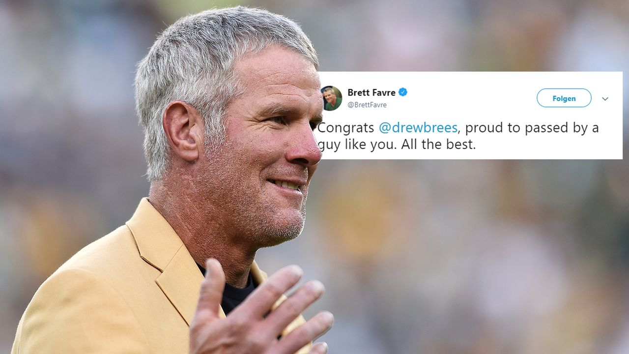 Brett Favre - Bildquelle: 2016 Getty Images