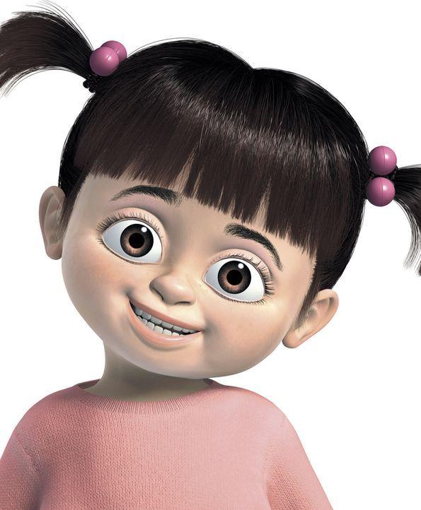 Dieses kleine, harmlose Mädchen ist der Grund für die ganze Aufregung, denn in Monstropolis ist man fest davon überzeugt, dass Menschenkinder zu... - Bildquelle: Buena Vista Pictures