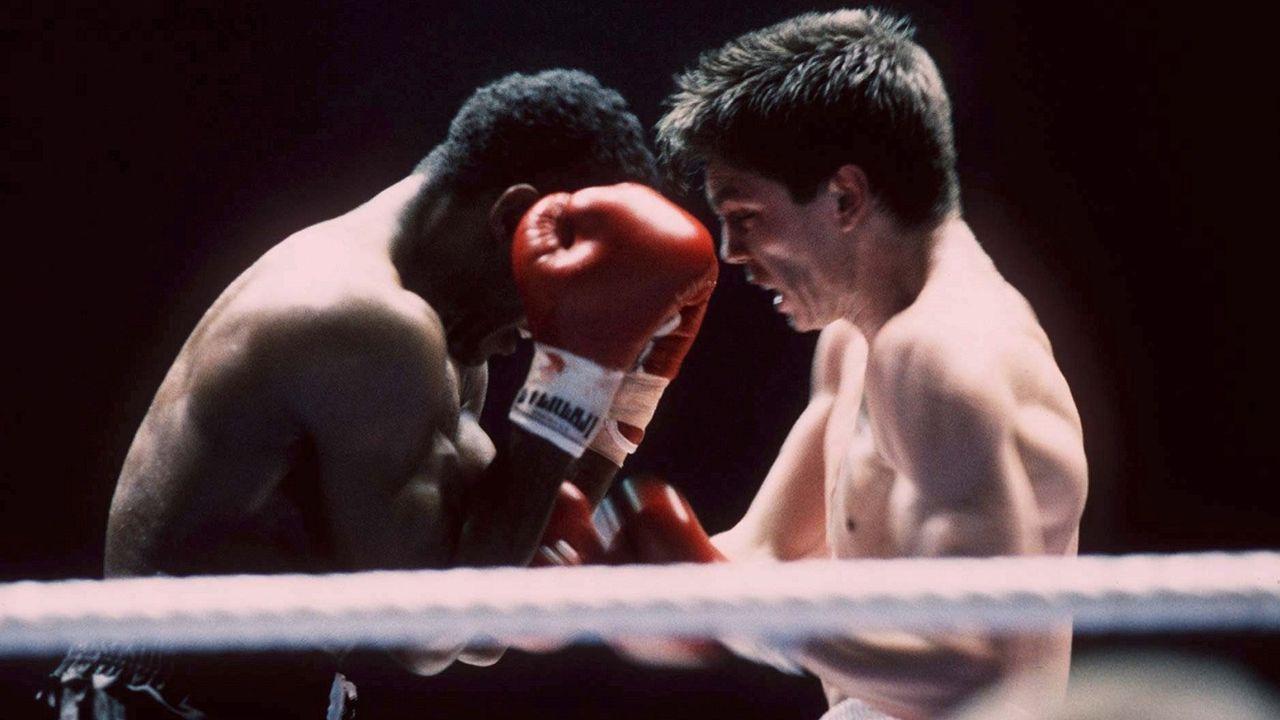 Rocchigiani vs. Vincent Boulware, 11.März 1988, Düsseldorf - Bildquelle: Getty Images