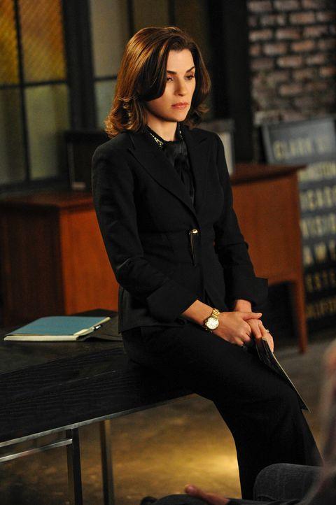 Wird es Alicia (Julianna Margulies) gelingen, einen heiklen Fall zum Thema Inlandsterrorismus zu gewinnen? - Bildquelle: John Paul Filo 2013 CBS Broadcasting Inc. All Rights Reserved.