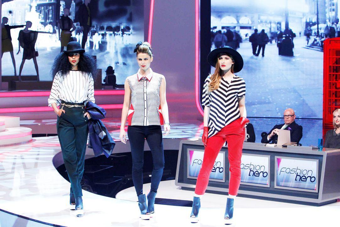 Fashion-Hero-Epi06-Gewinneroutfits-Jila-und-Jale-ASOS-04-Richard-Huebner - Bildquelle: Richard Huebner