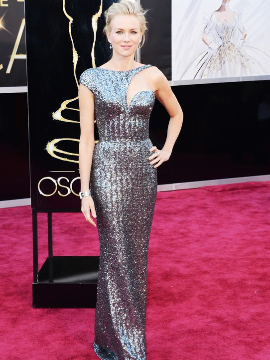 Oscars-Roter-Teppich-130224-Naomi-Watts-AFP - Bildquelle: getty-AFP