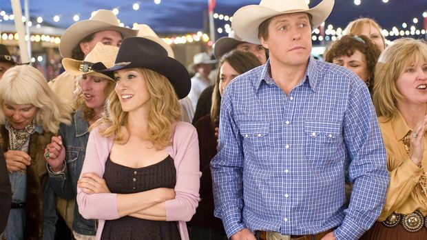 Paul (Hugh Grant, r.) und Meryl (Sarah Jessica Parker, l.), wissen nicht mehr...