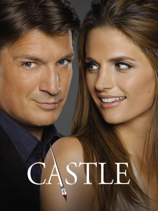 (8. Staffel) - CASTLE - Artwork - Bildquelle: ABC Studios